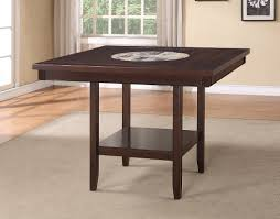 crown mark fulton counter height dining table u0026 reviews wayfair