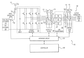 patent us8068352 power inverter control for grid tie transition
