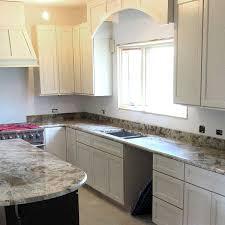 granite kitchen countertop w 4 u2033 backsplash u0026 custom bevel edge