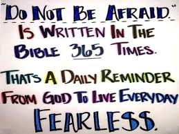 no the bible does not say do not be afraid 365 times the meme
