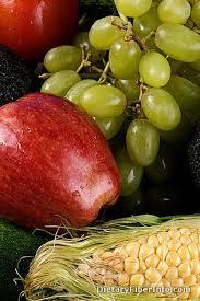 high fiber foods list of sources of dietary fiber