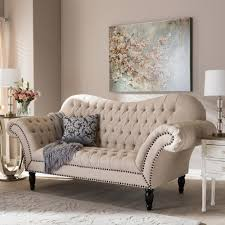 Beige Sofa And Loveseat Sofas U0026 Loveseats Living Room Furniture The Home Depot