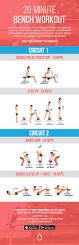 20 minute bench workout u2013 kayla itsines