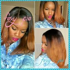 ombre hair for black women red hair color ideas for black women