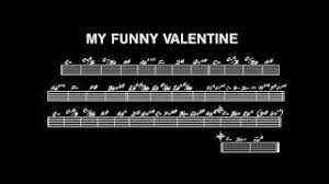 my funny valentine richard rodgers backing track for jazz