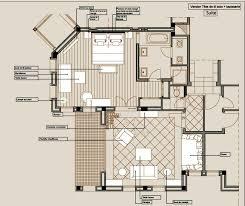 plan d une chambre d hotel 1 7 jpg