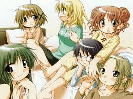 anime review hidamari sketch x 365 yurireviews and more