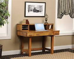 Small Desk Brown 10 Small Office Desk Ideas For People With Limited Space Housely