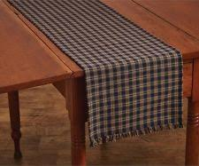 plaid tartan table runners ebay
