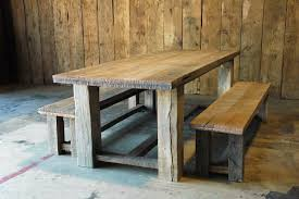 Dining Room Wood Tables Stunning Distressed Wood Dining Room Table Photos Rugoingmyway