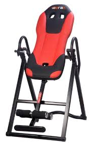 back pain worse after inversion table massage inversion table