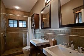 backsplash to match cherry cabinets 28 gorgeous bathrooms with dark cabinets lots of variety