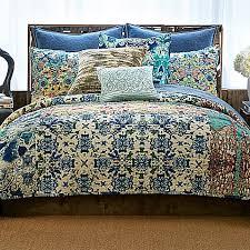 wanderlust bedding tracy porter poetic wanderlust astrid quilt in blue bed bath