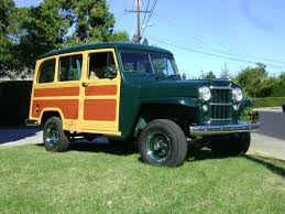 kaiser willys two tone paint colors