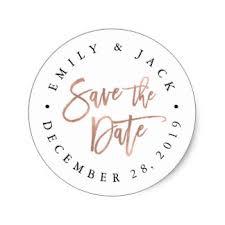 save the date stickers save the date stickers zazzle co uk