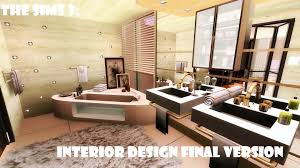 the sims 3 interior design final version youtube