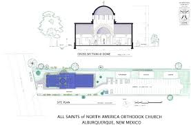 All Saints Church Floor Plans by All Saints Of America Building Project