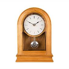 anniversary clock gifts personalised oak 50th anniversary clock engraved golden wedding