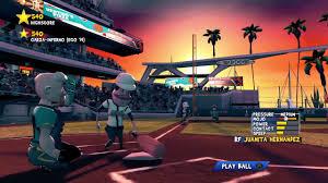 super mega baseball ps3 ps4 xbone pc gameplay youtube
