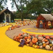 Dallas Arboretum And Botanical Garden Take A Tour Of The 90 000 Pumpkins At The Dallas Arboretum And