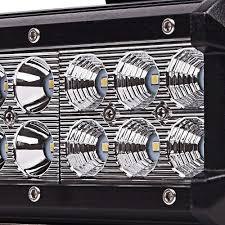 jeep light bar 44 inch led light bar 288w 19200lm 28800lm