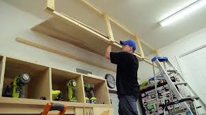 Build Wood Garage Cabinets by Garage Shelves Build 6storage For Costco U2013 Venidami Us