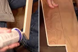 Floating Floor In Basement - floating wood floors armstrong flooring residential