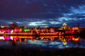 Gardenfest Of Lights The New York Botanical Garden