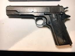 colt 1911 made in 1917 guns