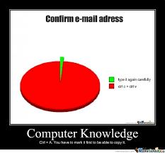 Computer Meme - computer knowledge by spook meme center