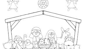 printable coloring pages nativity scenes nativity scene coloring page nativity scene coloring sheets the