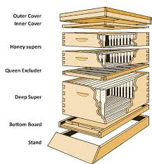 Top Bar Beehive Plans Free Beekeeping 101 Building A Hive The Old Farmer U0027s Almanac