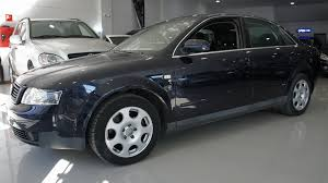 audi a4 1 8t turbo 1 8l petrol bargain cars spain
