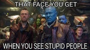 Stupid People Meme - yondu undonta stupid people meme by kamasenya on deviantart