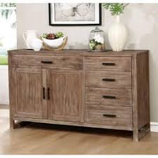 rustic buffets sideboards u0026 china cabinets shop the best deals