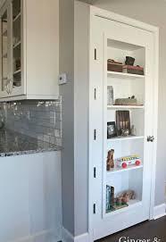 Bookcase Closet Doors 13 Amazing Closet Door Transformations That Will Change Your Room
