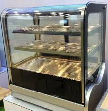 Refrigerated Cabinets Manufacturers Refrigerated Kitchen Bread Cake Glass Food Display Cabinets Ac220
