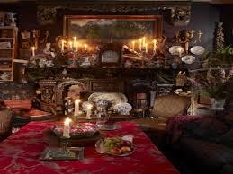 steampunk office decor victorian era interior design victorian