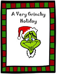 how the grinch stole comprehension and craftivity by