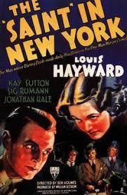 the saint in new york film wikipedia