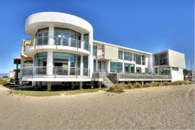 Modern Beach Homes by Big Beach Houses Thestyleposts Com