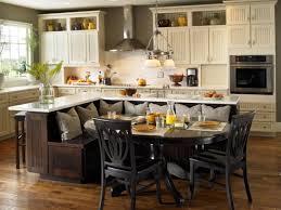 kitchen interesting kitchen corner bench seating with storage