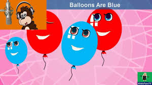 video for kids youtube kidsfuntv balloons animated nursery rhymes with lyrics cartoon animation