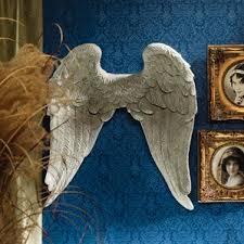 Wings Wall Decor Wooden Angel Wings Wall Decor Wayfair