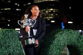 serena williams and her record setting 23 grand slam titles