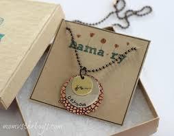 Personalized Hand Stamped Jewelry Bama Ry Personalized Jewelry Mom Vs The Boys