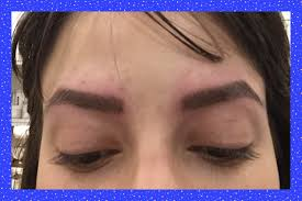 3d eyebrow embroidery bold brows look