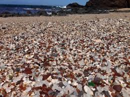 beach of glass glass beach cemetery kauai the last adventurer