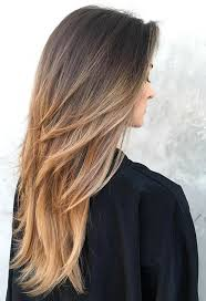 Different Hairstyles For Long Hair Best 25 Layered Haircuts Ideas Only On Pinterest Layered Hair
