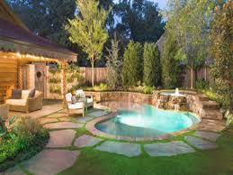Patio And Pool Designs Backyard Design Ideas With Pool Lovely Pool Designs For Small
